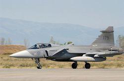 JAS-39 Gripen Многоцелевой истребитель
