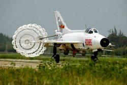 J-7 Chengdu Многоцелевой истребитель