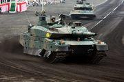 Японский танк нового поколения Type 10