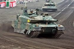 Японский танк Type 10