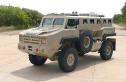 Бронированная машина Stallion MPV