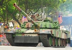 ОБТ PT-91M СВ Малайзии