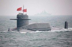 Подводная лодка ВМС Китая