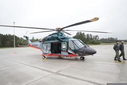 Agusta AW-139 SAR Эстонии