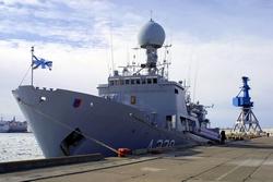 EML Admiral Pitka ВМФ Эстонии