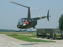 Robinson 44 ВВС Эстонии