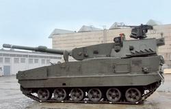 Польский легкий танк LC-08 Anders