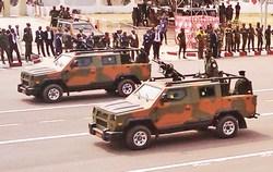 Fox бронеавтомобиль