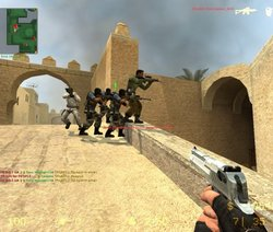 4M HomeLan Counter-Strike: Source