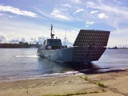 Быстроходный десантный катер проекта 11770 «Серна»