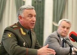 Начальник Генштаба ВС России Николай Макаров