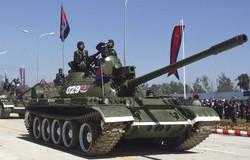 Т-55 ВС Камбоджи