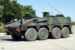 VEC Pegaso 3562 бронетранспортер