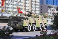 DF-11 CSS-7 ракетный комплекс
