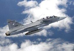 JAS 39 Gripen ВВС Таиланда