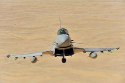 Eurofighter Typhoon — многоцелевой истребитель