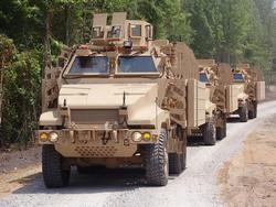 Caiman MRAP бронемашина