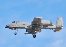 Fairchild A-10 Thunderbolt-2 Штурмовик