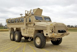 RG-33 бронемашина