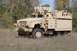 Caiman MRAP скорой помощи
