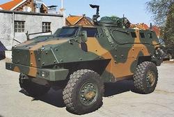 RG34 бронетранспортер