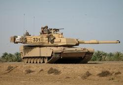 Abrams — основной боевой танк