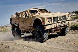 Автомобиль M-ATV