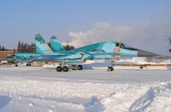 Новые Су-34 ВВС РФ