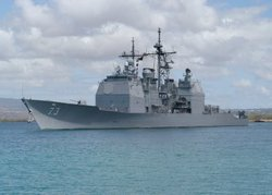 USS Port Royal (CG 73)