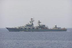 «Москва», ракетный крейсер проекта 1164