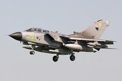 Panavia Tornado GR4 ВВС Великобритании