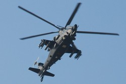 Вертолет WZ-10A