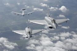Eurofighter Typhoon ВВС Италии