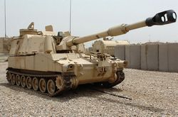 САУ M-109A6