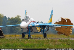 МиГ-29 Ukrainian Falcons
