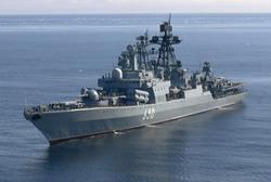 «Адмирал Чабаненко» — большой противолодочный корабль