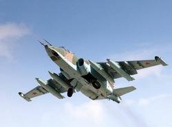 Су-25 ВВС России
