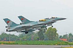 F-16A ВВС Индонезии