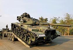Тайские танки