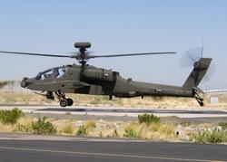 AH-64D Longbow Кувейта