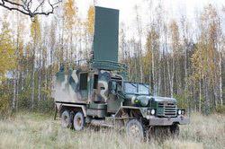 ARTillery Hunting Radar