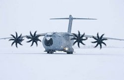 A400M Grizzly фото:Airbus Military