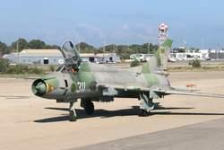 Су-22M3K ВВС Ливии