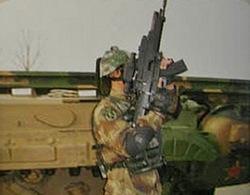 Солдат с ZH-05