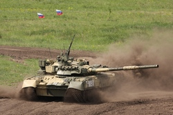Визитная карточка: фото танка Т-80УК