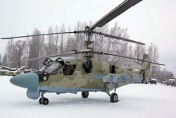Ка-52 Фото: Алексей Михеев