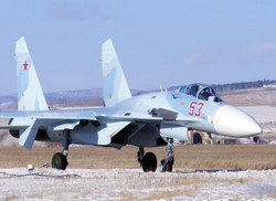 Су-27СМ3 Фото: Николай Анисимов
