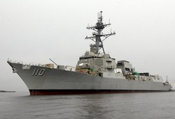 USS William P. Lawrence (DDG-110)