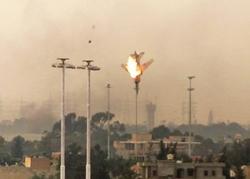 МиГ-23 сбитый над Бенгази