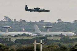 Е-3AWACS, размещенные на военной базе Акротири, Кипр